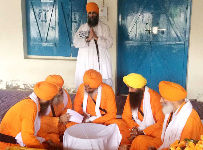 Dera row: Former Takht Jathedar repents before sacked Panj Piaras