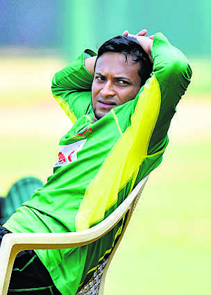 Foreign T20 leagues like holidays, says Shakib