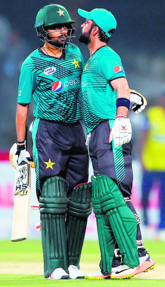 Pak rock as cricket rolls again