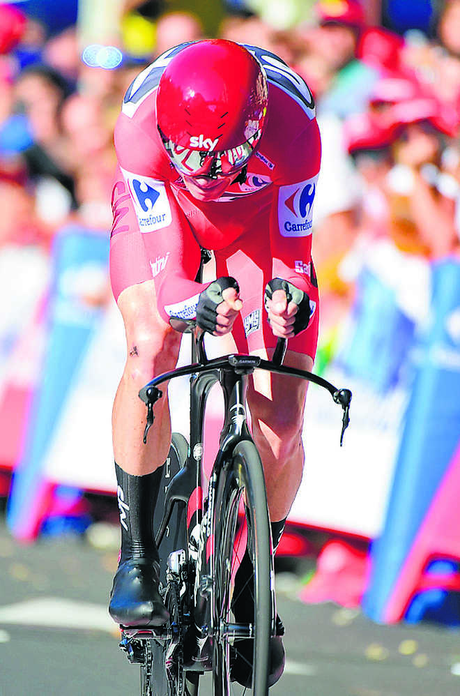 Froome ready for world championships time trial