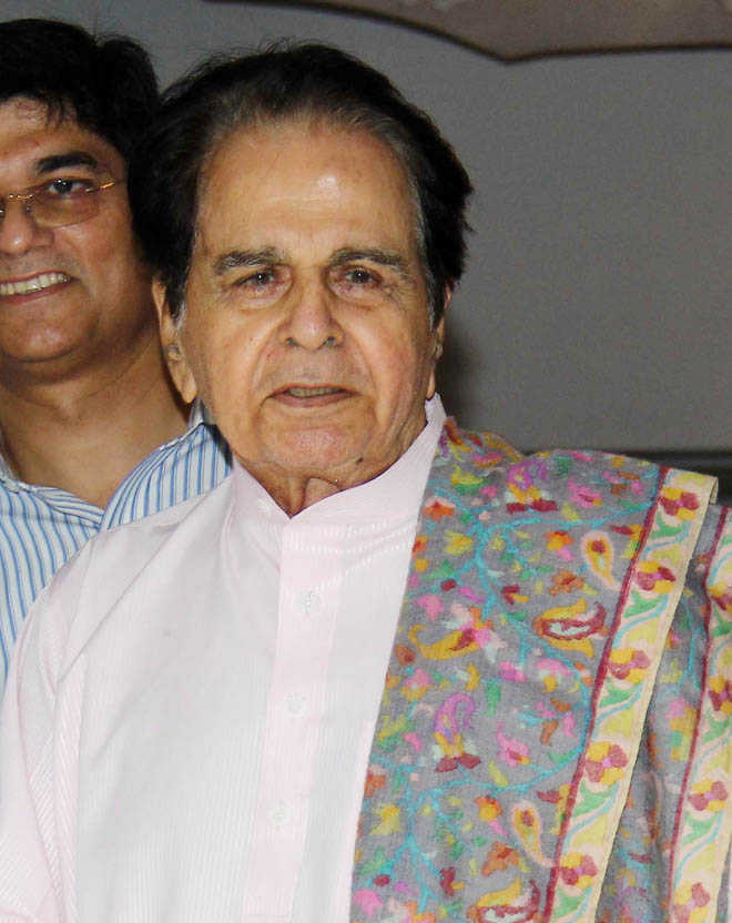Dilip Kumar feeling vindicated after getting possession of disputed property: Saira Banu