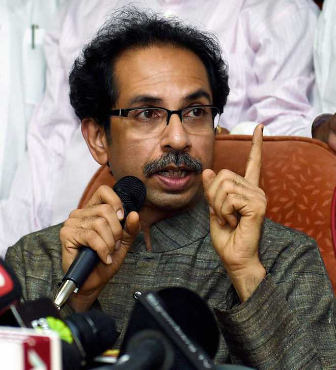 Shiv Sena says bullet train is dream of the rich
