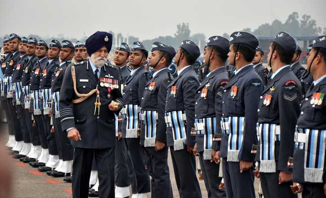 When Arjan Singh sold off his farm for IAF personnel