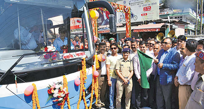 Now, electric buses on eco-fragile Rohtang stretch
