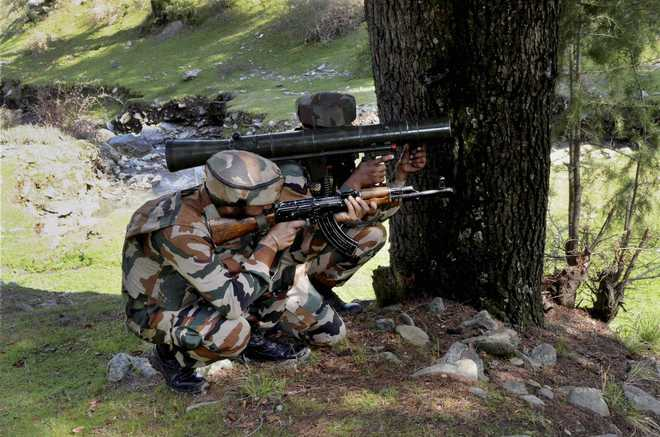 Army foils infiltration bid by Pak's Border Action Team