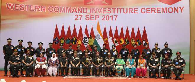 Bravehearts honoured at investiture ceremony