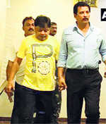 Dawood's brother arrested