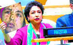 UN: Pak shows Gaza teen as Kashmiri