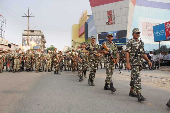 Over 2000 civilian SSB staffers to be transferred to Intelligence