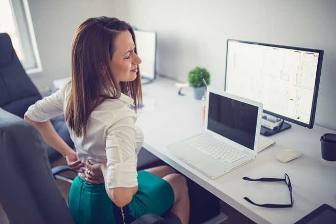 New device may help prevent the harms of sitting
