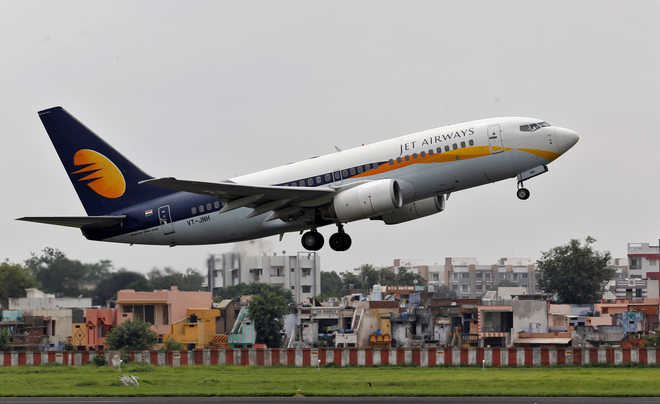 Jet Airways male commander 'slaps' female peer, both grounded