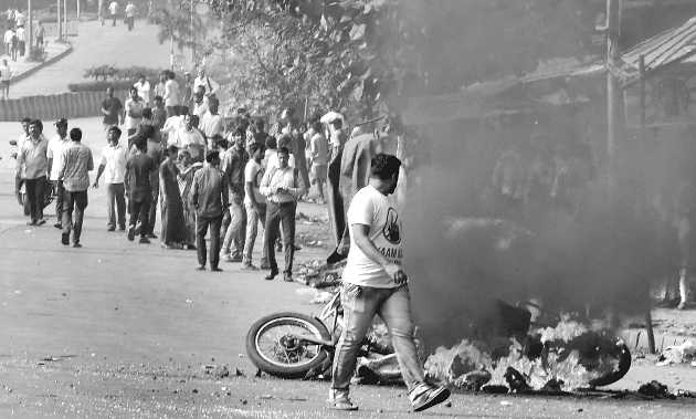 Dalit fury: Politics sows the wind, reaps the whirlwind