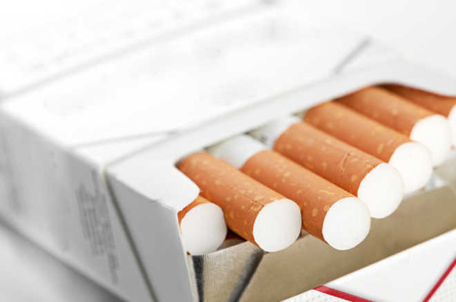 Just 'trying' cigarette? You could become daily smoker