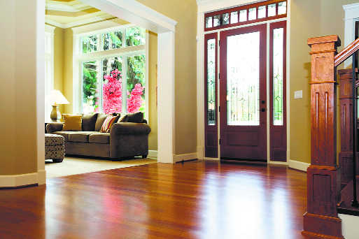 Usher in style with doors and windows