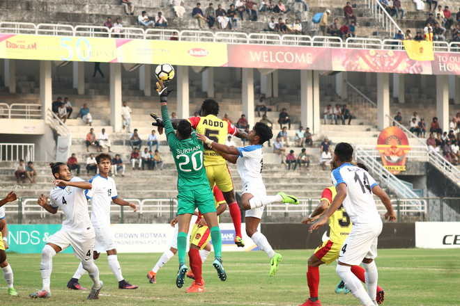 Gill keeps clean sheet as Arrows beat Gokulam