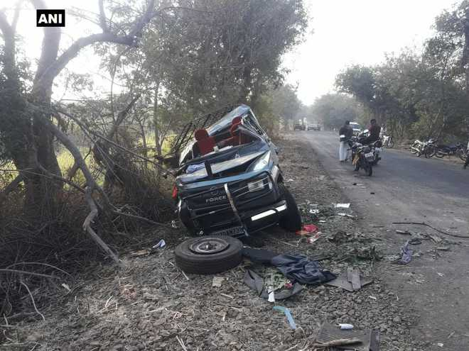 5 wrestlers among 6 killed in Maharashtra road accident