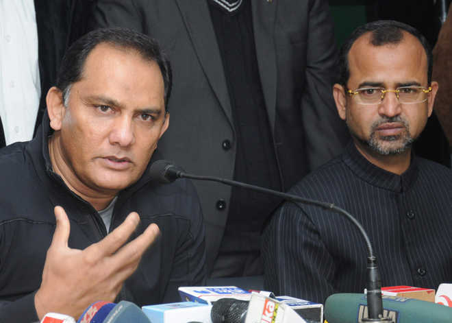 Azharuddin dismisses HCA charges, writes to BCCI