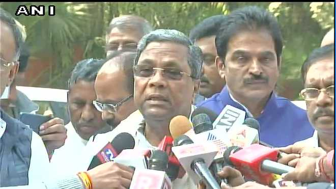 No anti-incumbency in Karnataka, says Siddaramaiah after meeting Rahul
