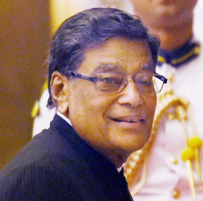 Supreme Court crisis will be 'settled', says Attorney-General Venugopal