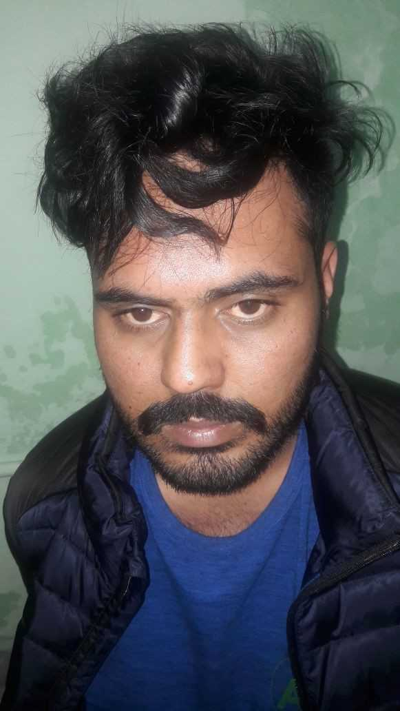 Punjab gangster Harsimrandeep arrested from Dehradun