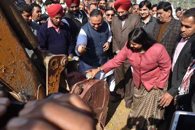 Rs 435-cr projects launched in Sonepat this month: Minister