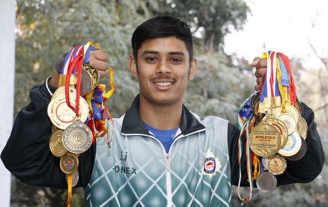 City boy wins gold in national c'ship