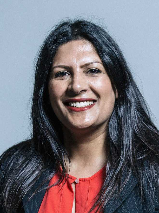 Preet Kaur is UK shadow minister