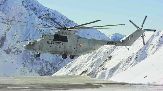 Ageing Mi-26s in for fresh lease of life