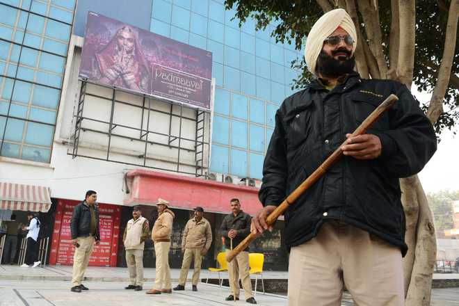PIL in Punjab and Haryana HC seeks action against Karni Sena