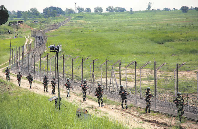 Can truce along LoC be restored?