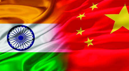 'India, China should resolve border differences calmly'