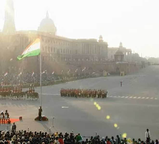 Beating Retreat marks end of R-Day celebrations with foot-tapping music