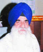 Veteran Akali leader and SGPC ex-chief secy Manjit Singh Calcutta passes away