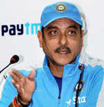 Shastri defends Rahane's ommission from first 2 Tests