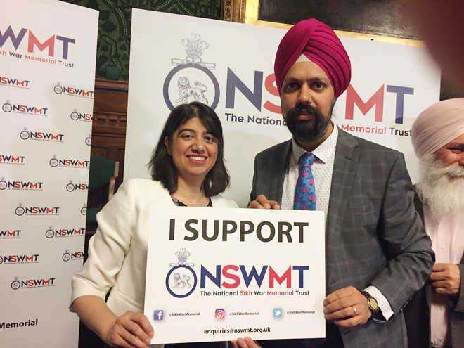 Sikh soldiers to get new war memorial in London