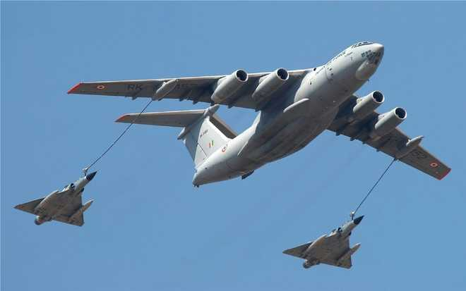 IAF mulls modifying used planes for aerial refuelling