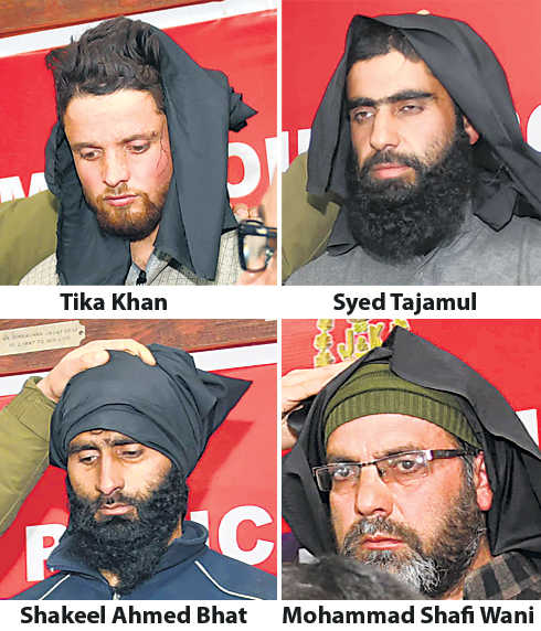 4 behind Pak militant escape held