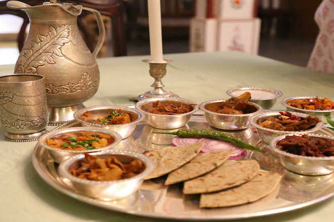 Flavours from the royal table