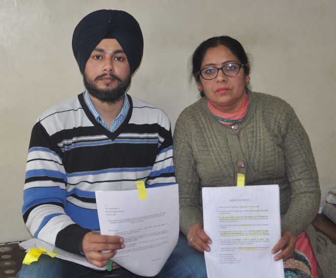Mother seeks job for youth disabled during Army training