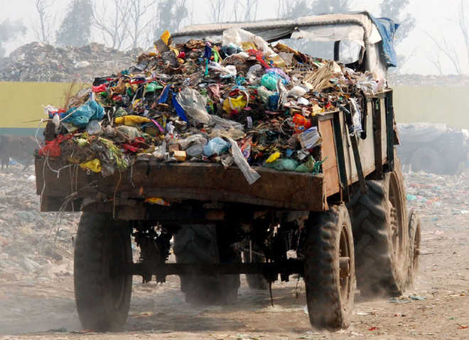 Cover garbage-laden vehicles, errants to face action: MC