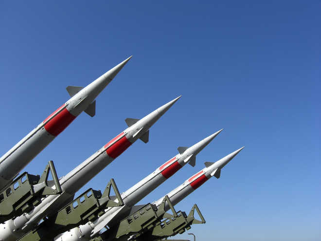 Given by US to fight Taliban, Pak uses missile to target India at LoC