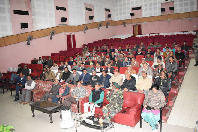 Veterans educated on Army welfare schemes