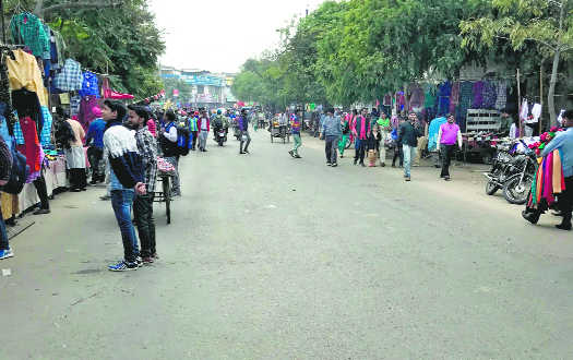 New move eases traffic congestion during Sunday market