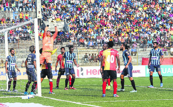 East Bengal want foreign referees for Minerva game