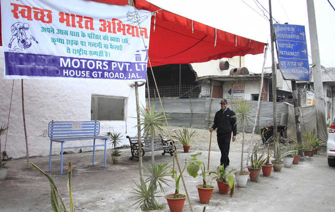 Sick of MC apathy, traders turn stinking dump into green haven