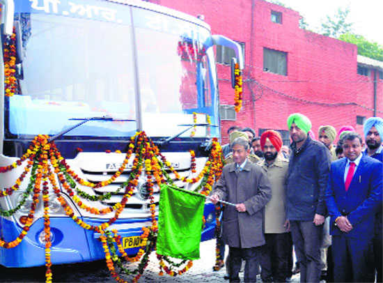 PRTC rolls out second fleet of self-owned buses