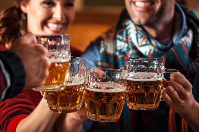 Why people get aggressive after drinking decoded