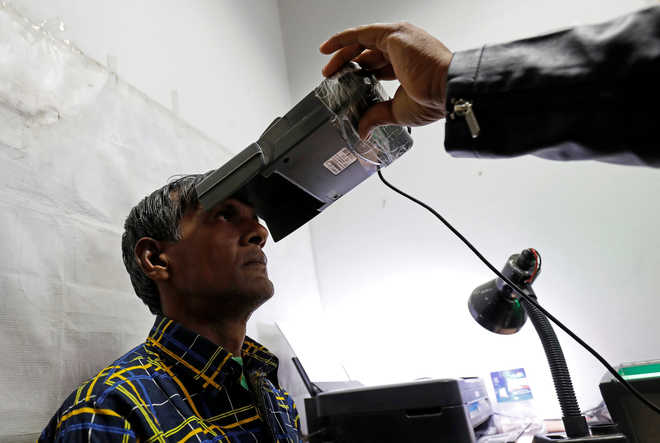 Aadhaar case: Is govt not entitled to seek ID proof from citizens, asks SC