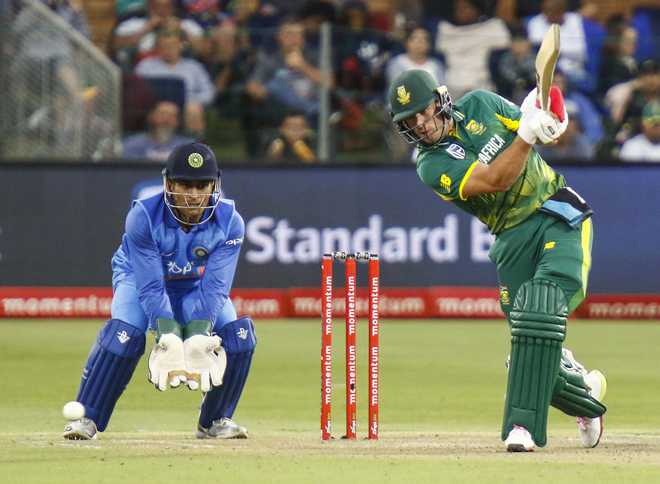 India beat South Africa by 73 runs to clinch series