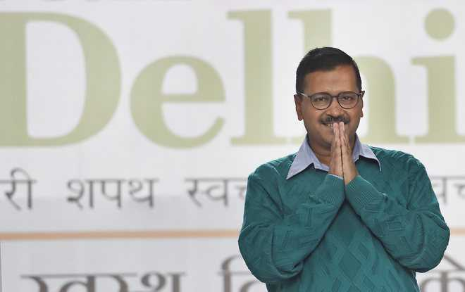 Three years in power today, Kejri now a quieter politician